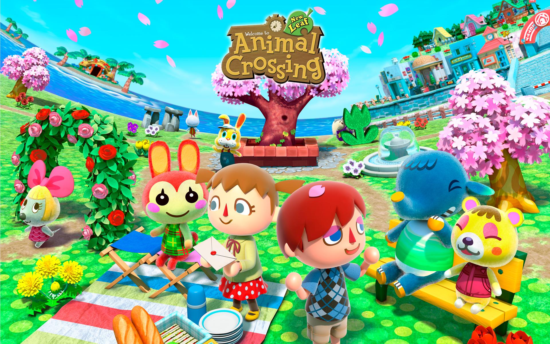 Three Big Reasons Why Animal Crossing Hooks Us