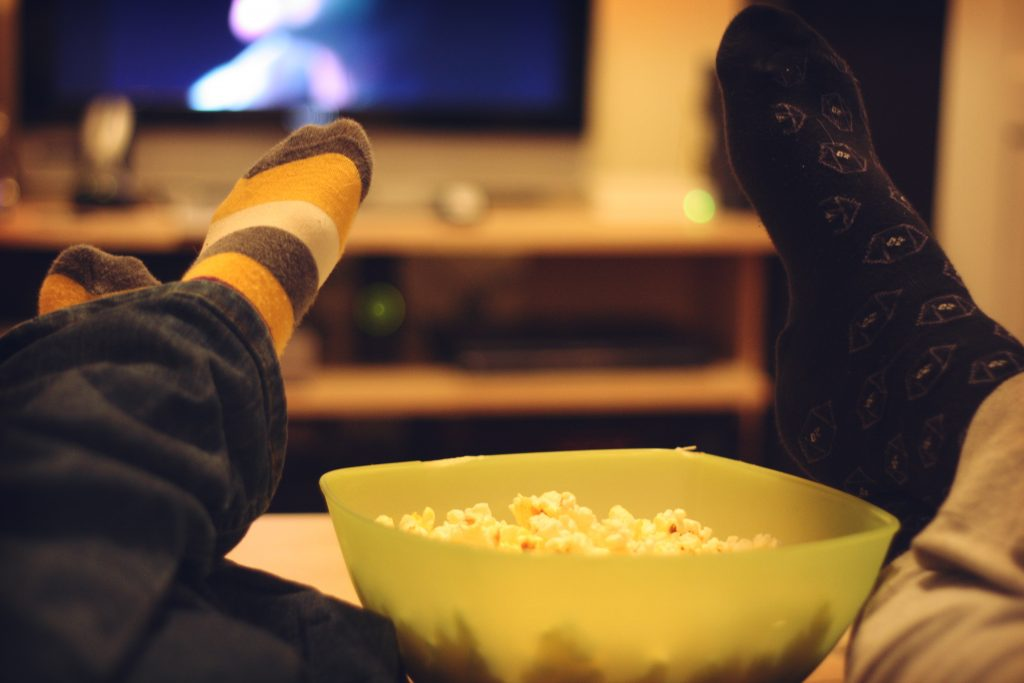 Bowl of Popcorn (Image free to use from Flickr.com)