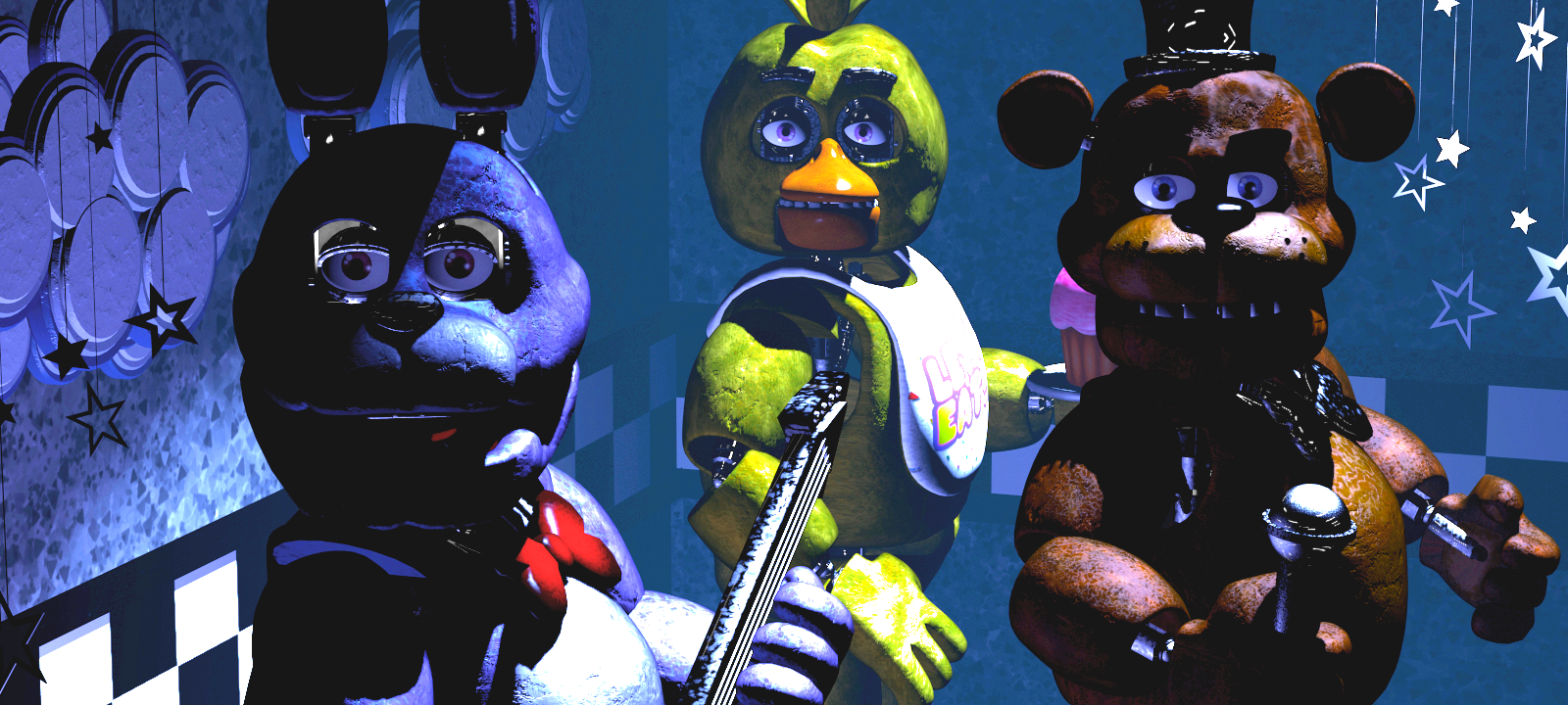 Reading Between the Lines: What Passive Storytelling Teaches Us – Part 3, Five Nights at Freddy's