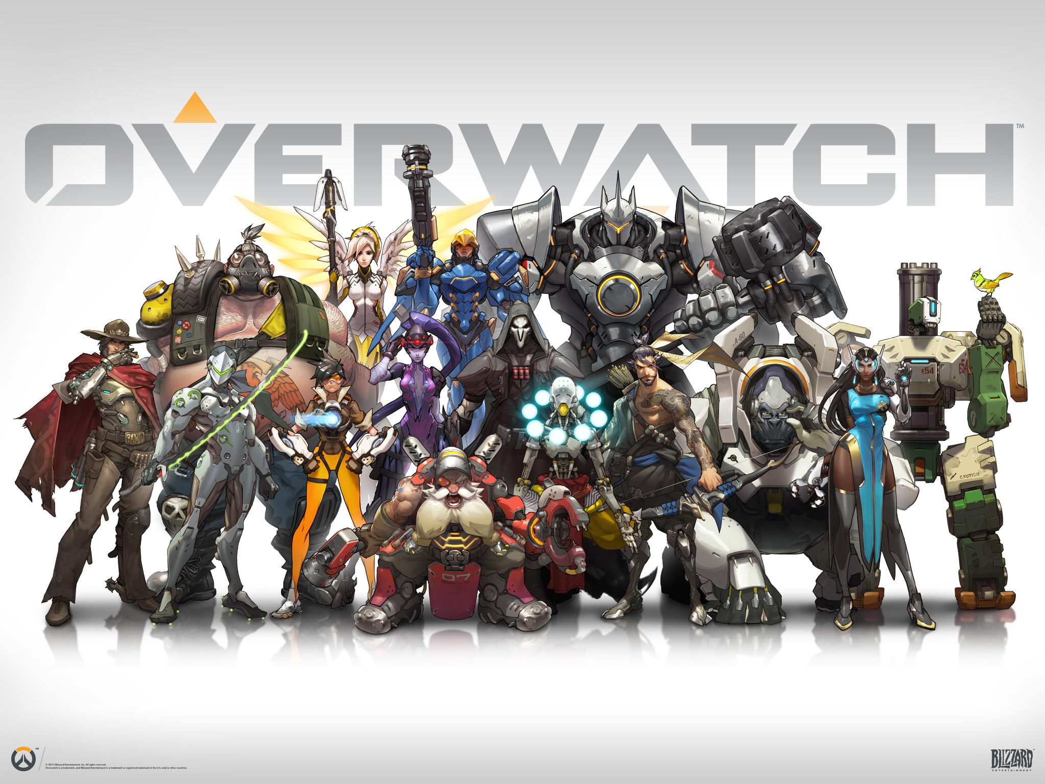 Reading Between the Lines: What Passive Storytelling Teaches Us – Part 2, Overwatch