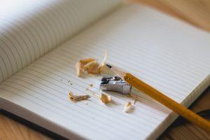 Writing Itch - BSM
