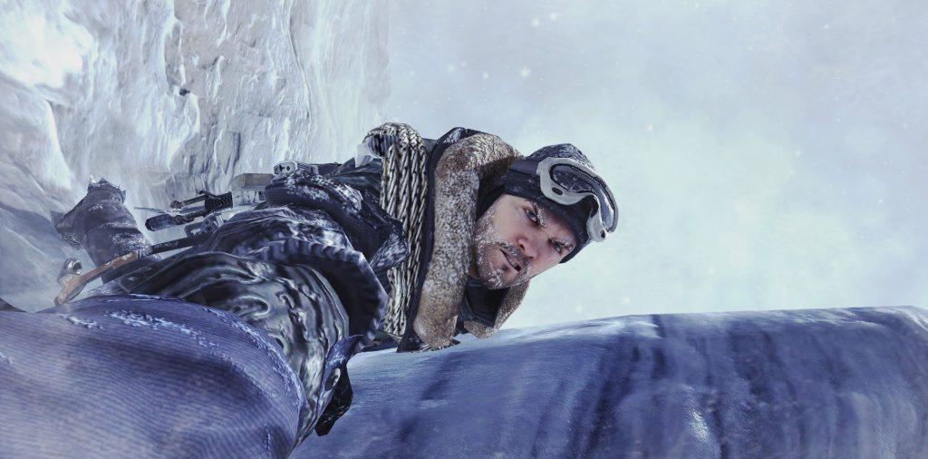 """""""Cliffhanger"""" - shot from Modern Warfare 2"""