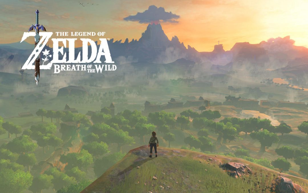 Learning with the great 'Legend of Zelda': Puzzles and their places