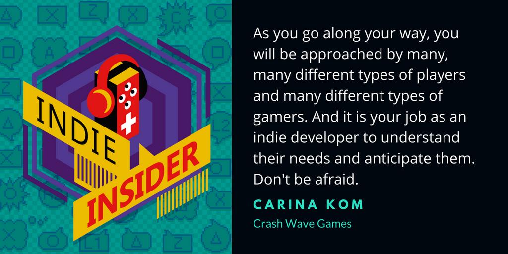 Indie Insider Podcast #8 – Crash Wave Games