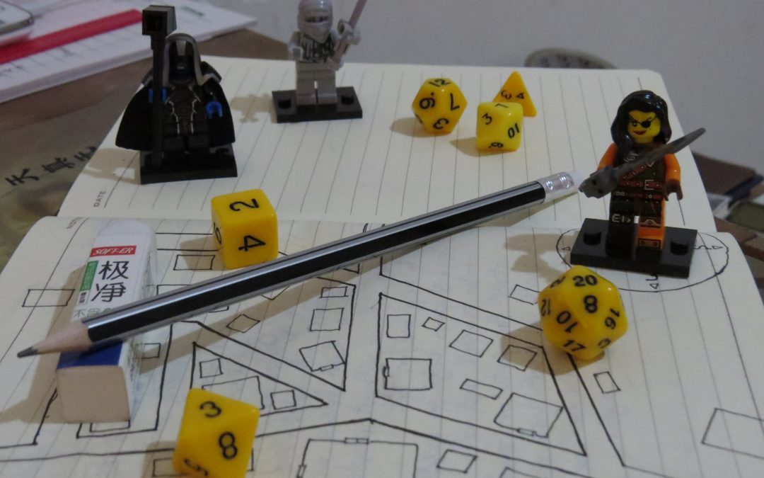 Dungeons & Dragons: More Than Just Fun with Dice