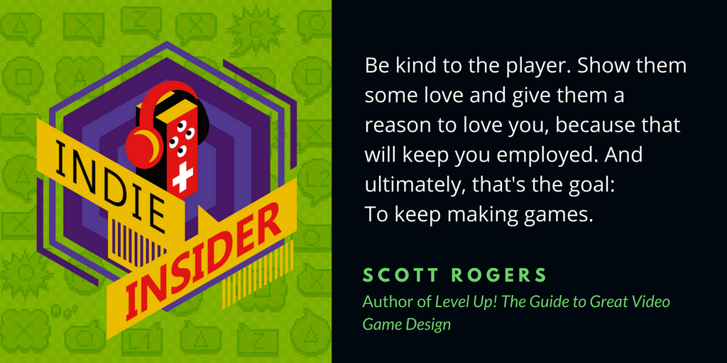 Indie Insider Podcast #20 – Scott Rogers, Author and Industry Veteran