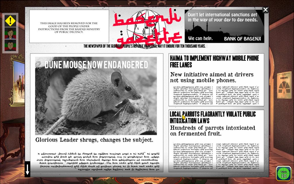 rogue state newspaper