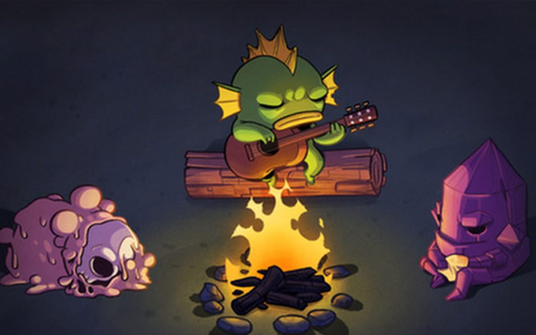 Six Principles of Roguelike Design that Nuclear Throne Exemplifies