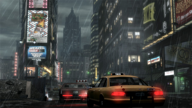 GTA IV had a highly successful pre-launch campaign