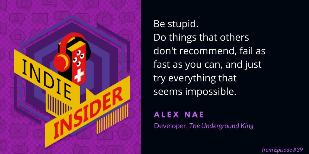 Indie Insider #39 – The Underground King, the Final Steam Greenlight Game