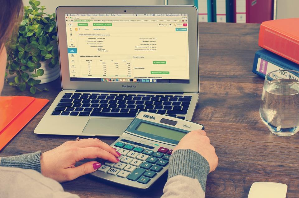 Taxes https://pixabay.com/en/bookkeeping-accounting-taxes-615384/